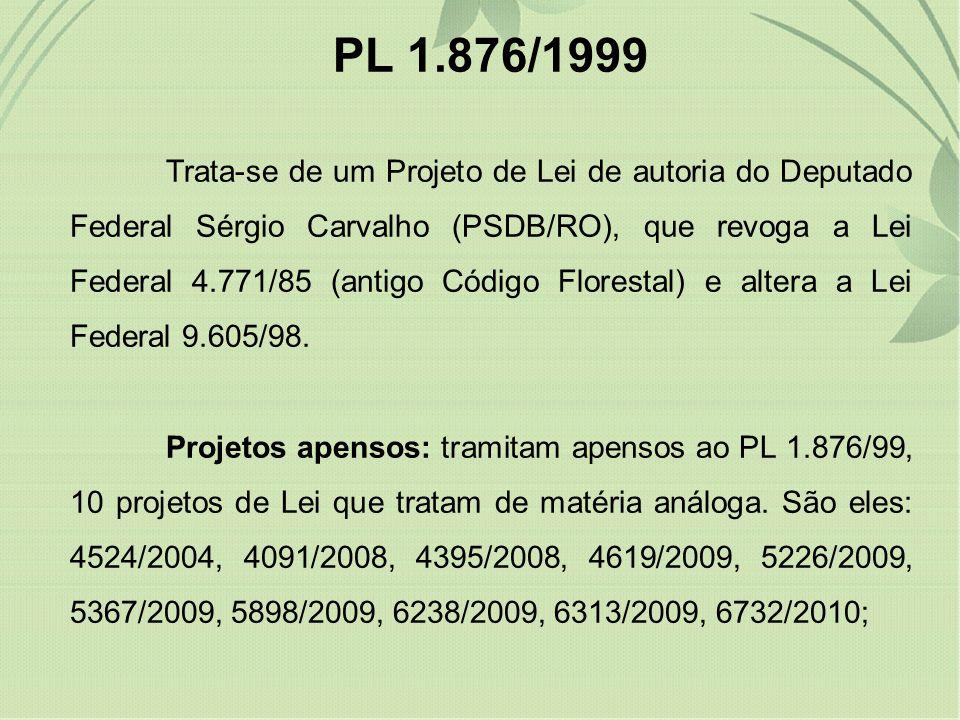 PL 1.876/1999