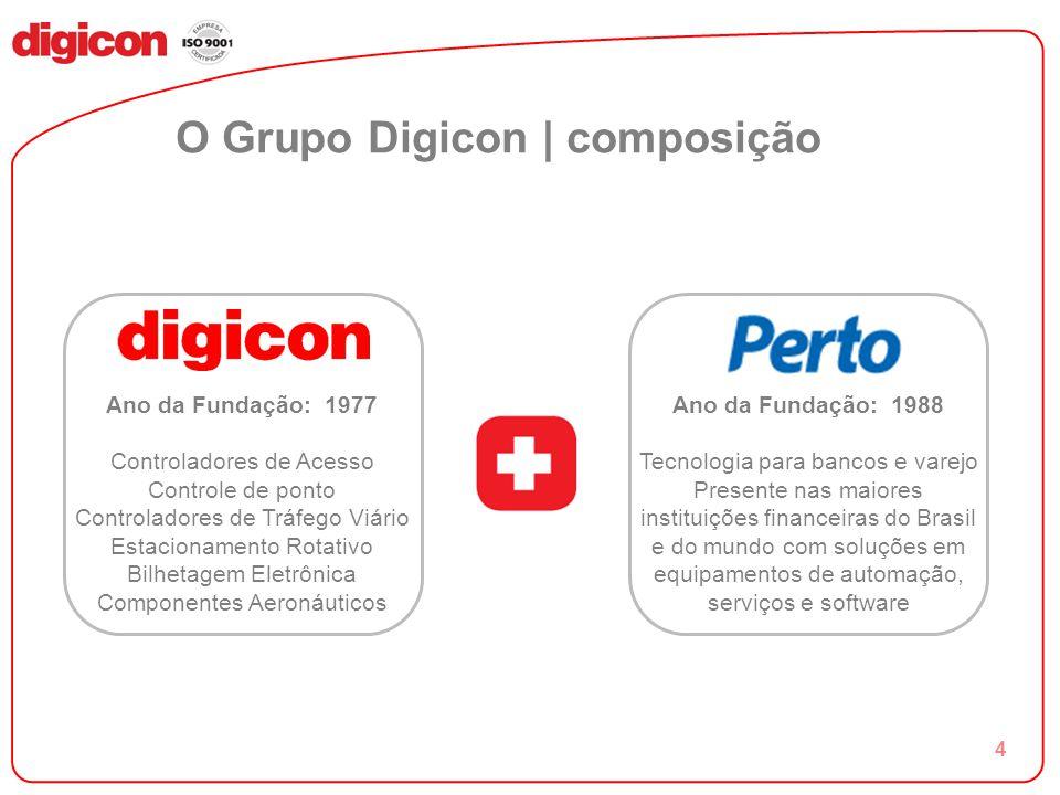 O Grupo Digicon | composição