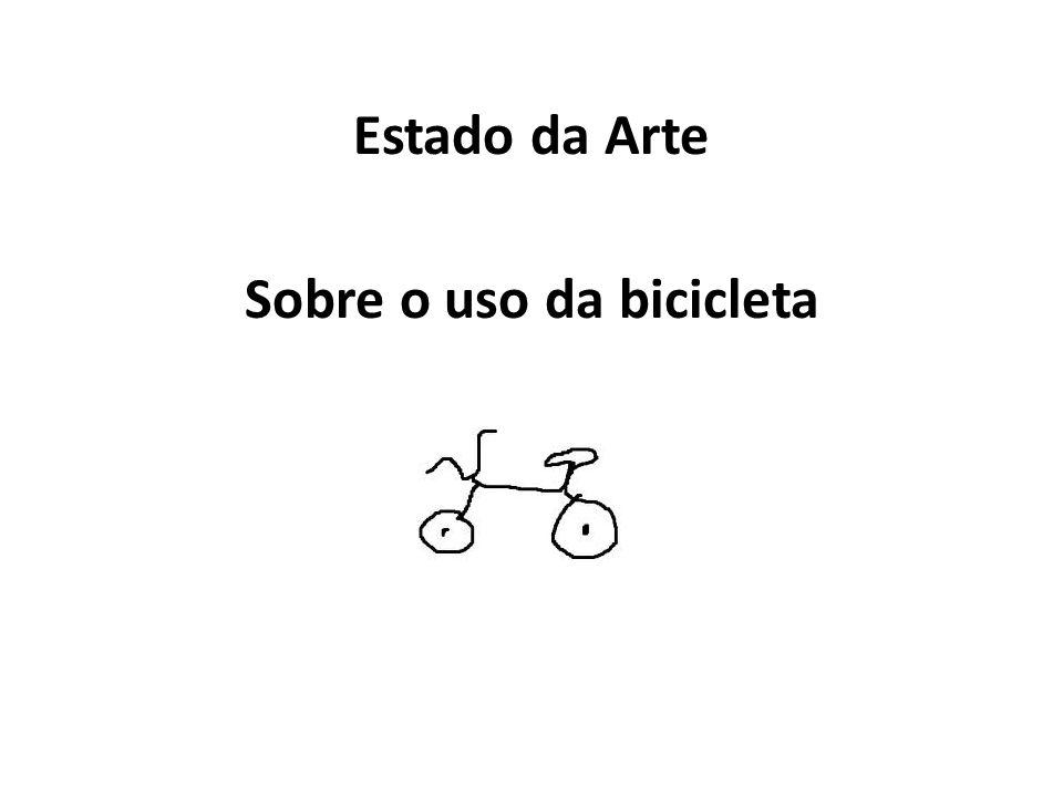 Sobre o uso da bicicleta