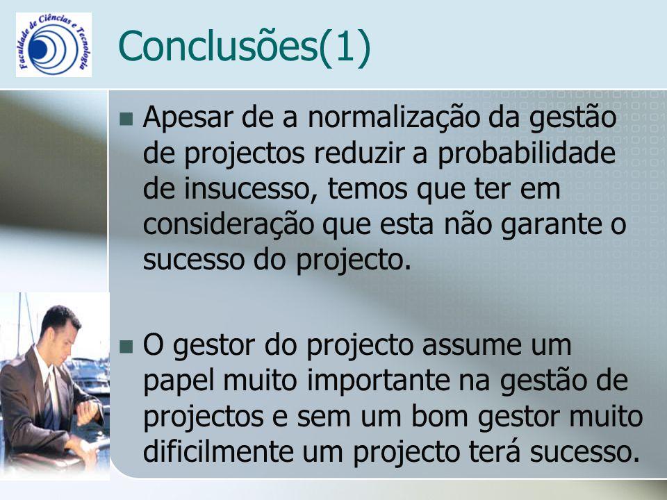 Conclusões(1)