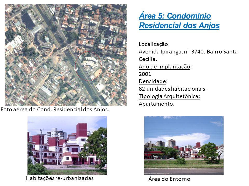 Habitações re-urbanizadas