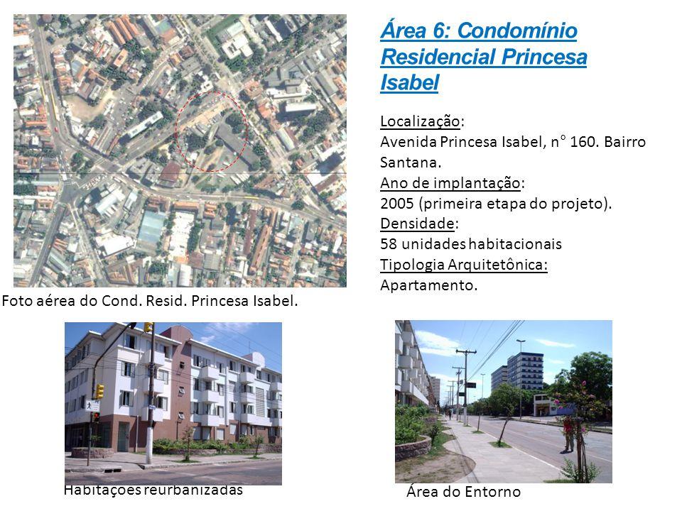 Habitações reurbanizadas