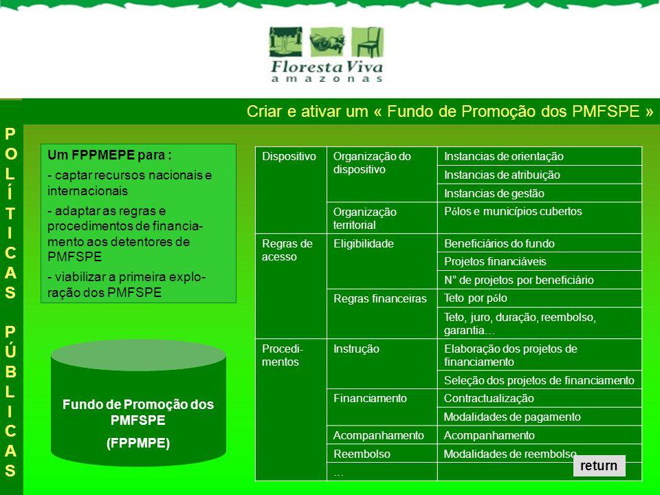 Fundo de Promoção dos PMFSPE
