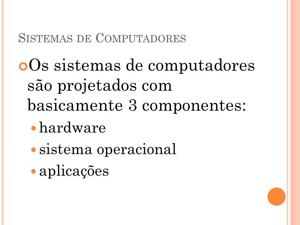 Sistemas de Computadores