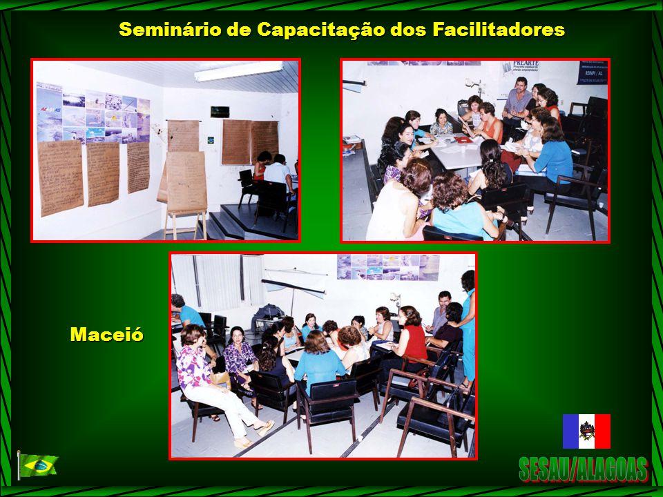 Seminário de Capacitação dos Facilitadores