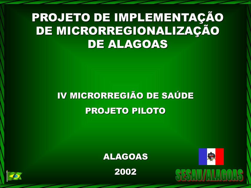 IV MICRORREGIÃO DE SAÚDE