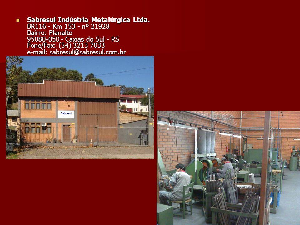 Sabresul Indústria Metalúrgica Ltda