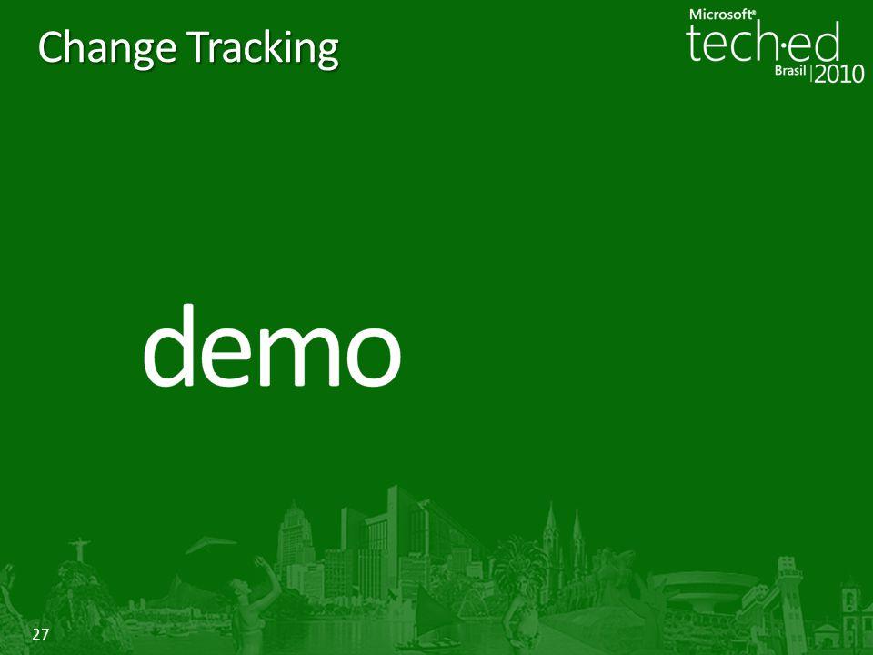 Change Tracking