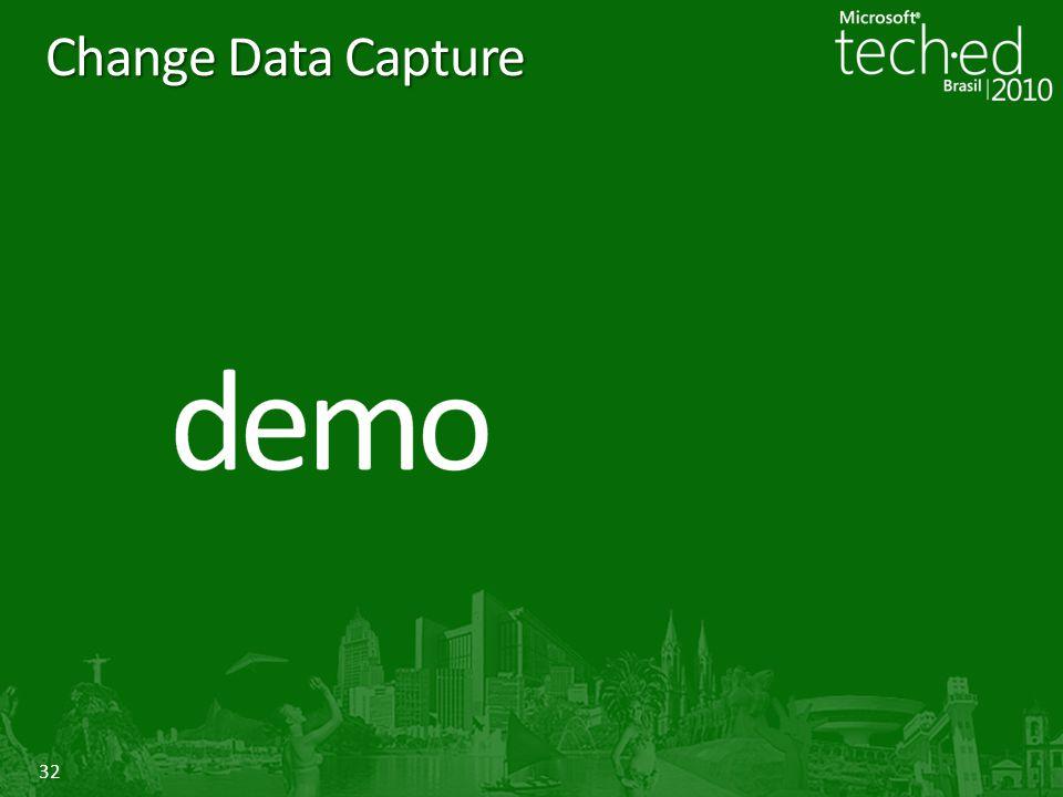 Change Data Capture