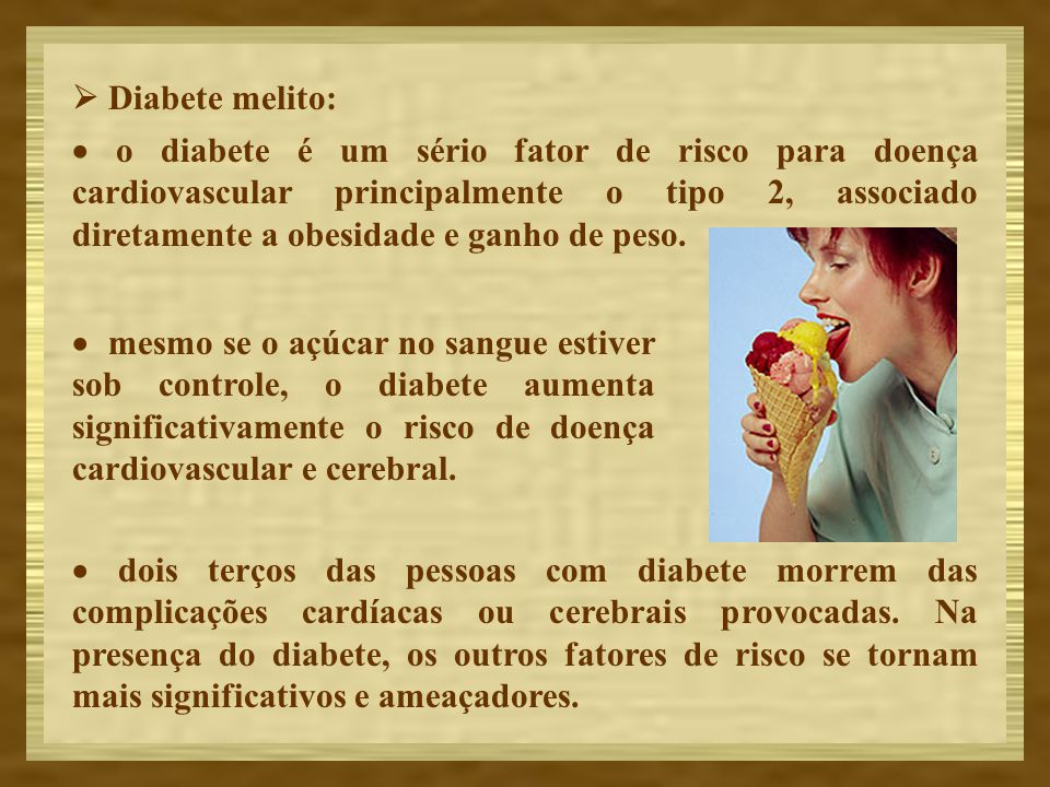  Diabete melito: