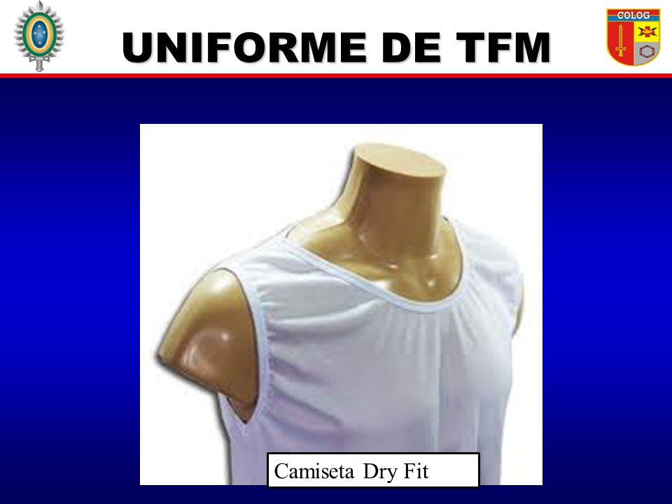 UNIFORME DE TFM Camiseta Dry Fit