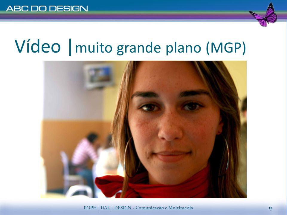 Vídeo |muito grande plano (MGP)