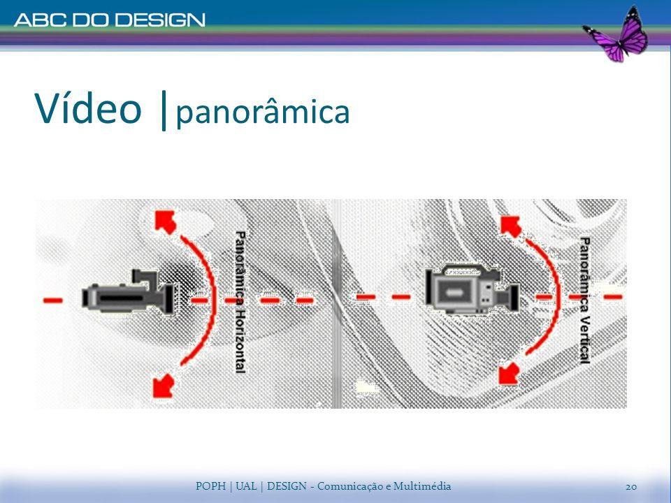 Vídeo |panorâmica POPH | UAL | DESIGN - Comunicação e Multimédia