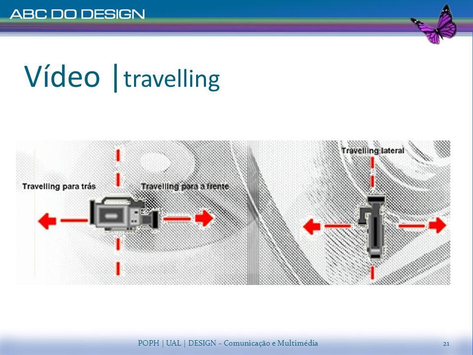 Vídeo |travelling POPH | UAL | DESIGN - Comunicação e Multimédia