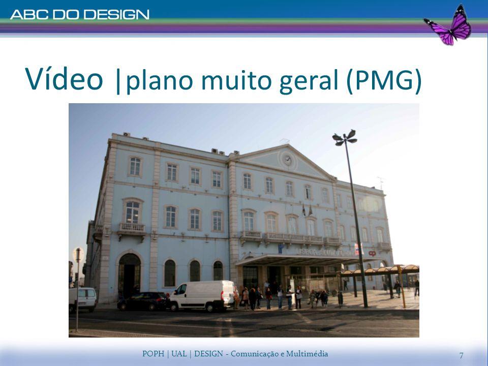 Vídeo |plano muito geral (PMG)