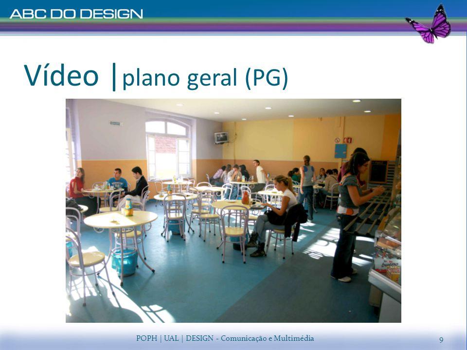 Vídeo |plano geral (PG)