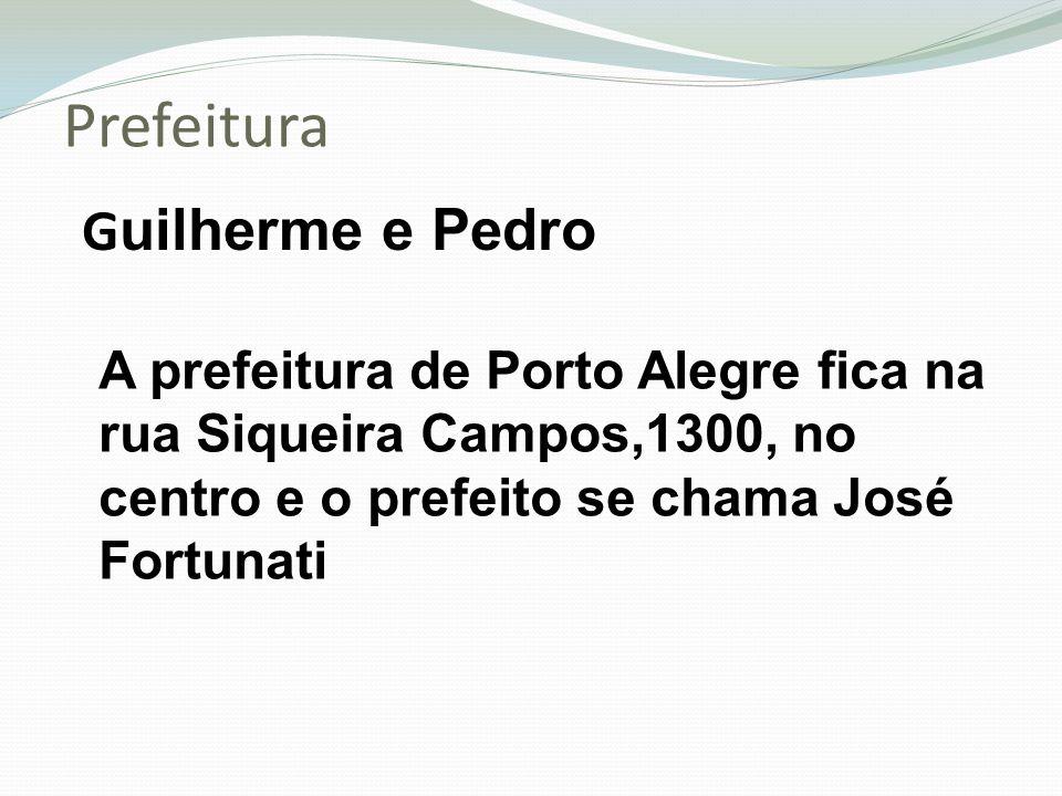 Prefeitura Guilherme e Pedro