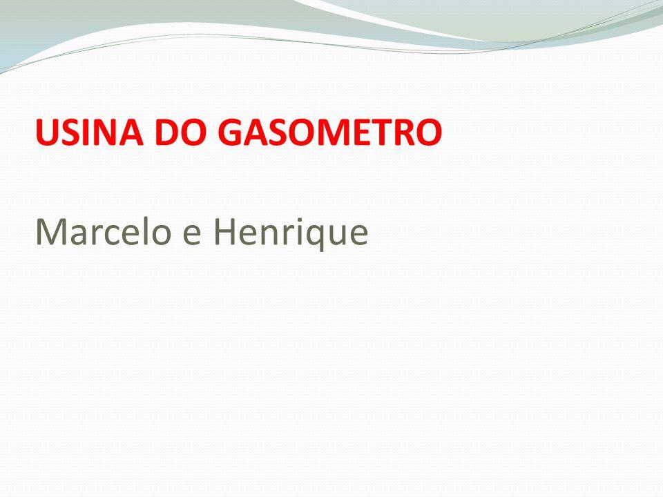 USINA DO GASOMETRO Marcelo e Henrique