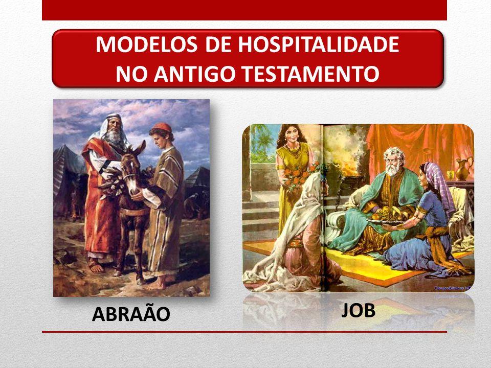 MODELOS DE HOSPITALIDADE