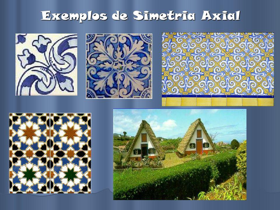 Exemplos de Simetria Axial