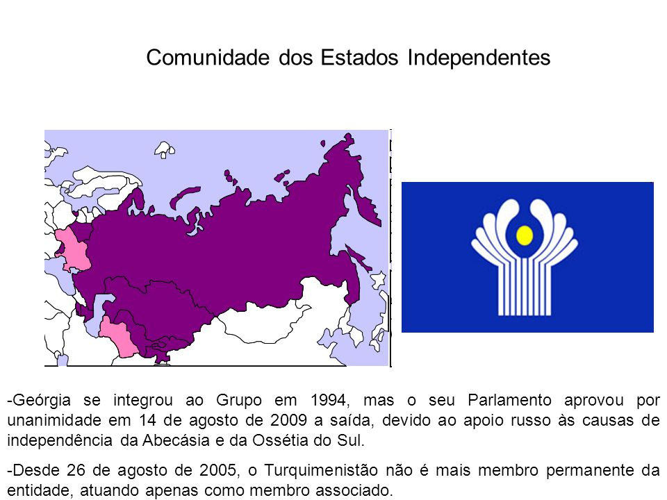 Comunidade dos Estados Independentes