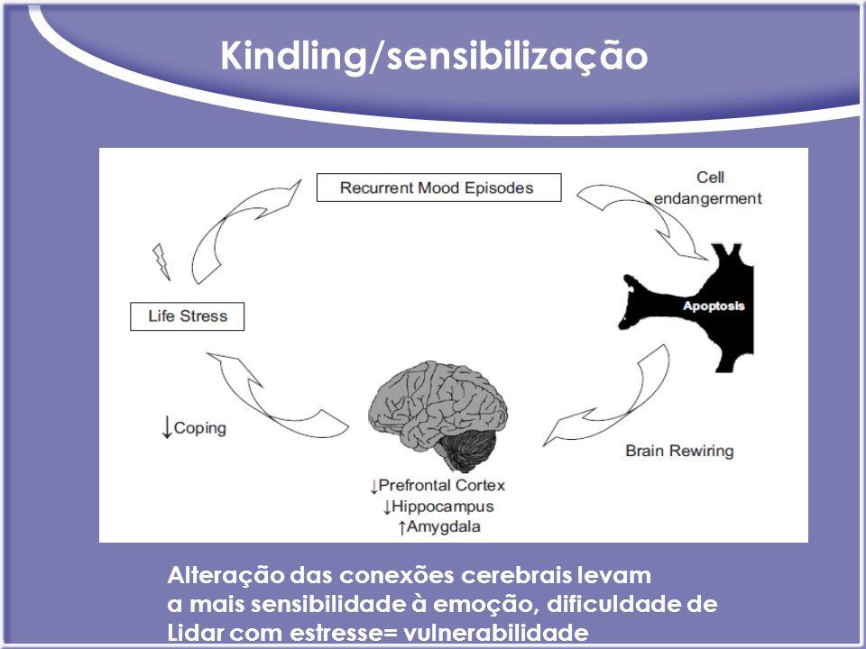Kindling/sensibilização