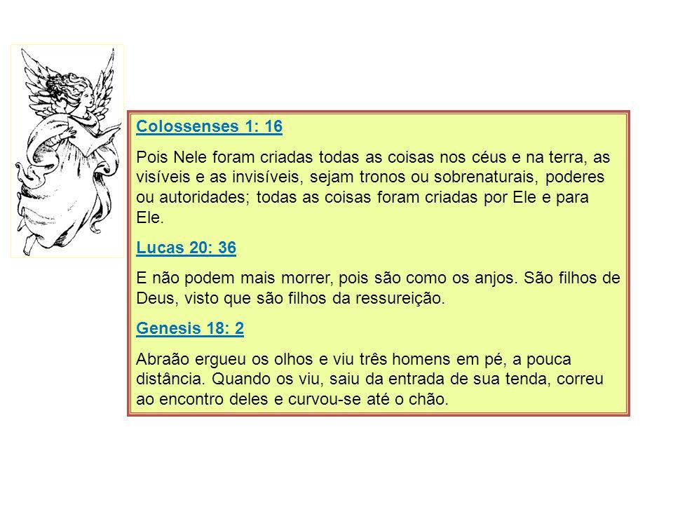 Colossenses 1: 16