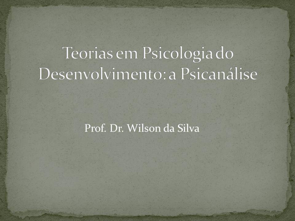 Teorias em Psicologia do Desenvolvimento: a Psicanálise