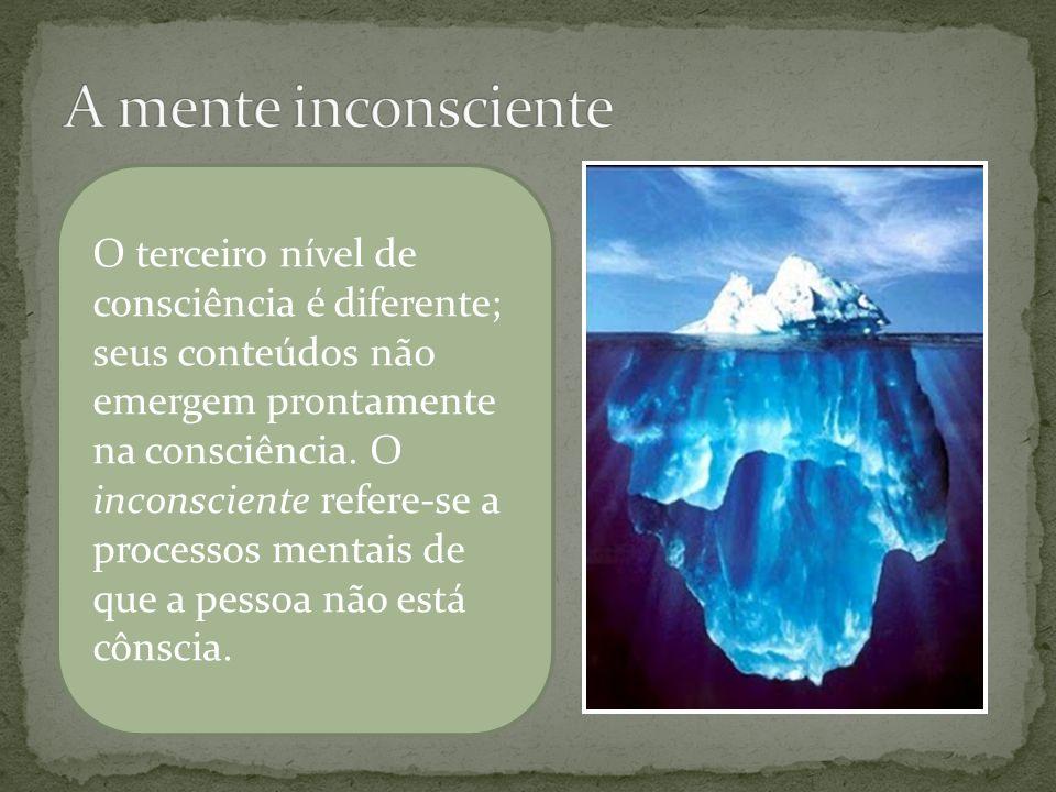 A mente inconsciente