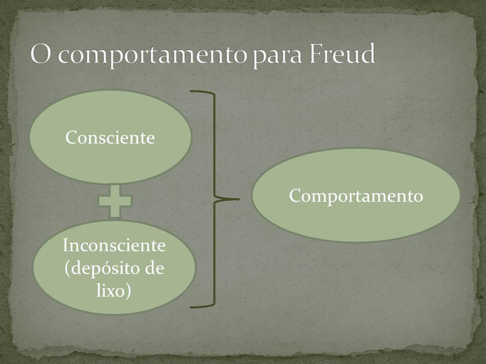 O comportamento para Freud