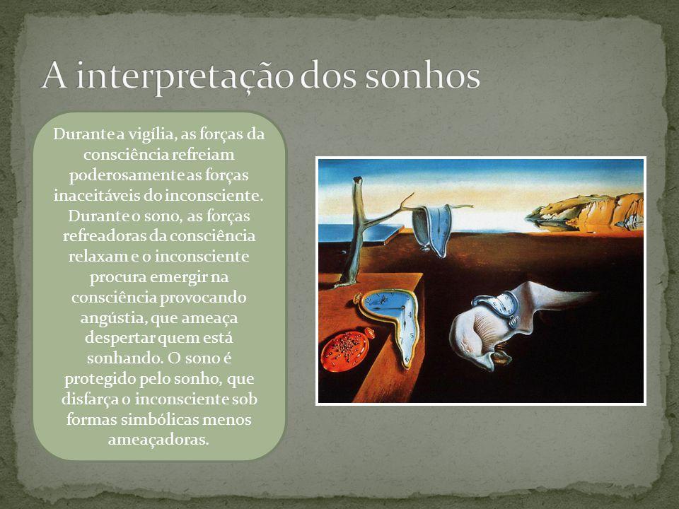 A interpretação dos sonhos