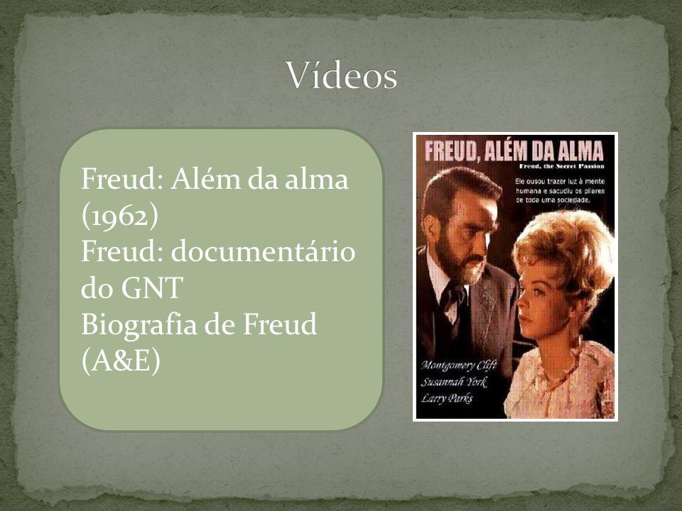 Vídeos Freud: Além da alma (1962) Freud: documentário do GNT