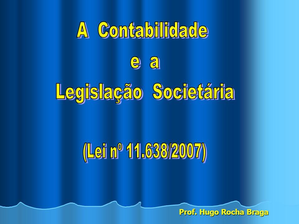 Legislação Societária