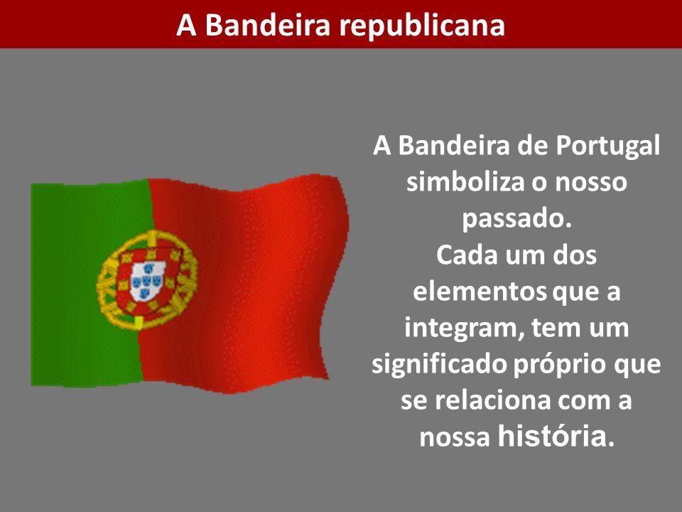 A Bandeira republicana