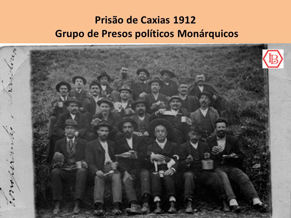 Grupo de Presos políticos Monárquicos