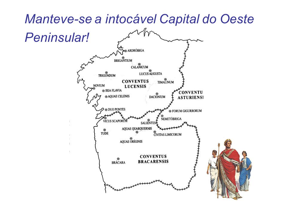 Manteve-se a intocável Capital do Oeste
