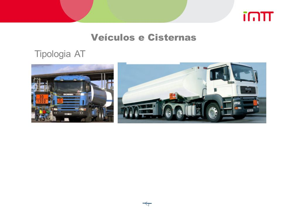 Veículos e Cisternas Tipologia AT