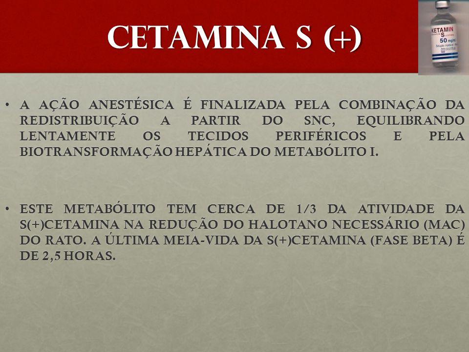 CETAMINA S (+)