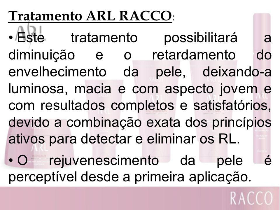 Tratamento ARL RACCO: