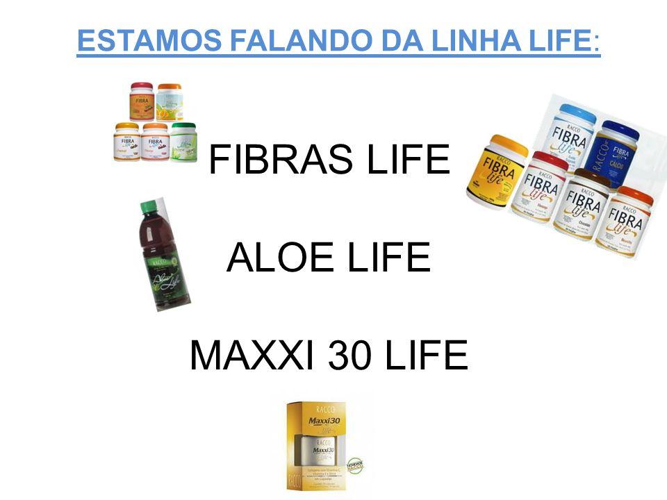 FIBRAS LIFE ALOE LIFE MAXXI 30 LIFE