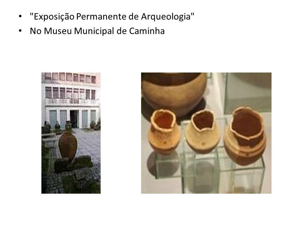 Exposição Permanente de Arqueologia