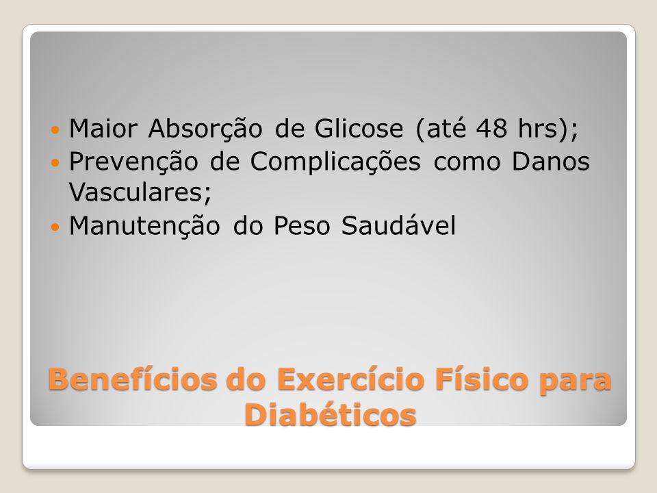 Benefícios do Exercício Físico para Diabéticos