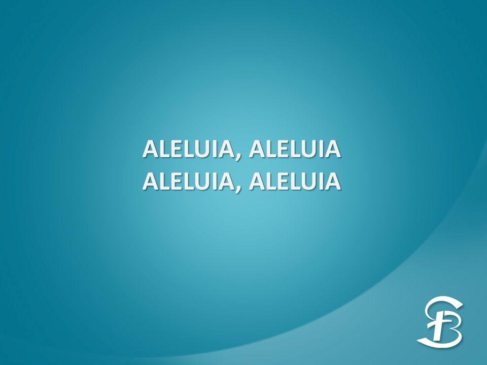 ALELUIA, ALELUIA