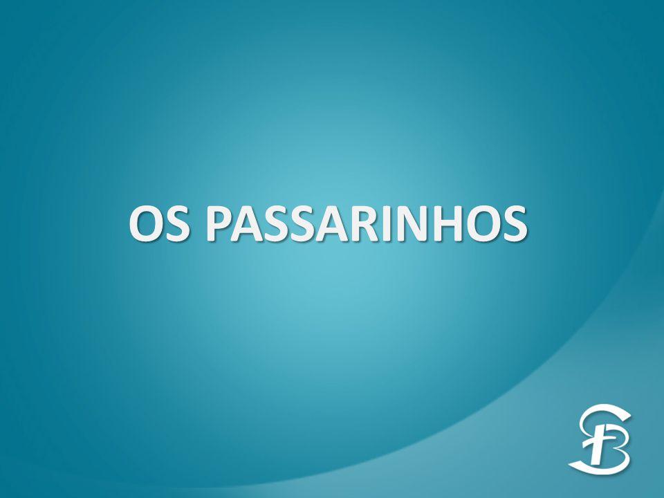 OS PASSARINHOS