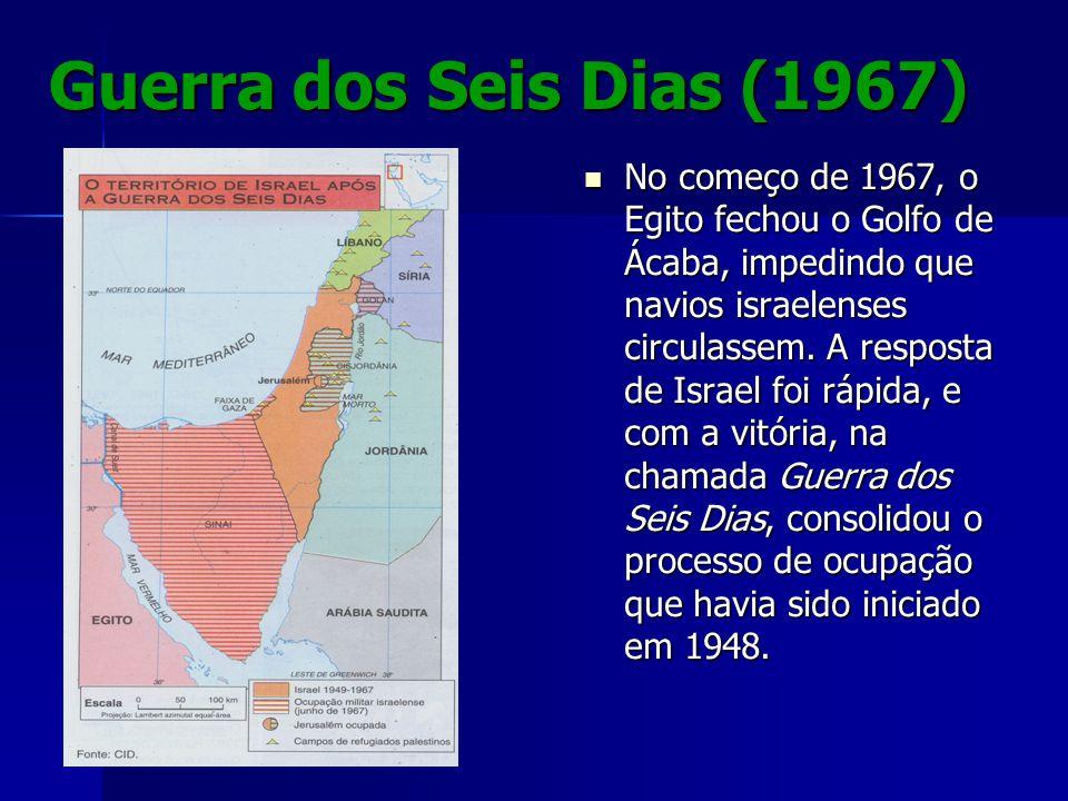 Guerra dos Seis Dias (1967)