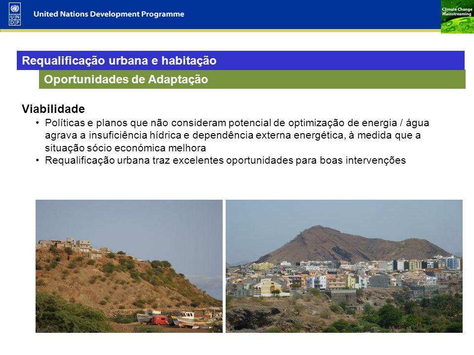 Requalificação urbana e habitação