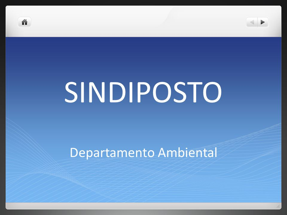 Departamento Ambiental