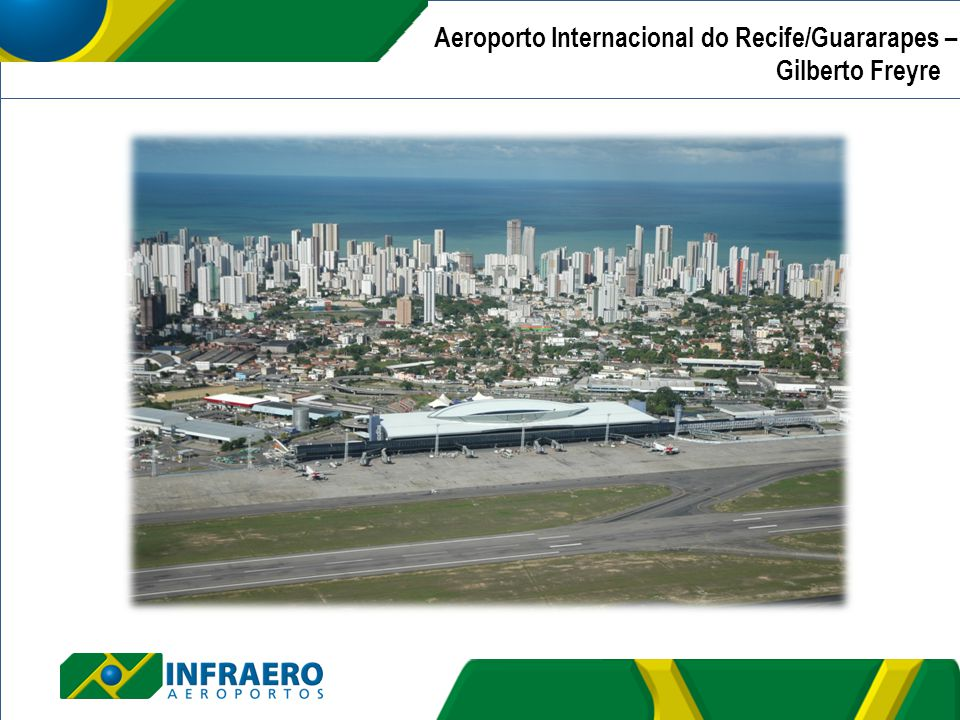 Aeroporto Internacional do Recife/Guararapes –