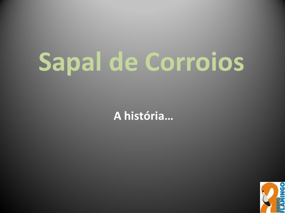 Sapal de Corroios A história…