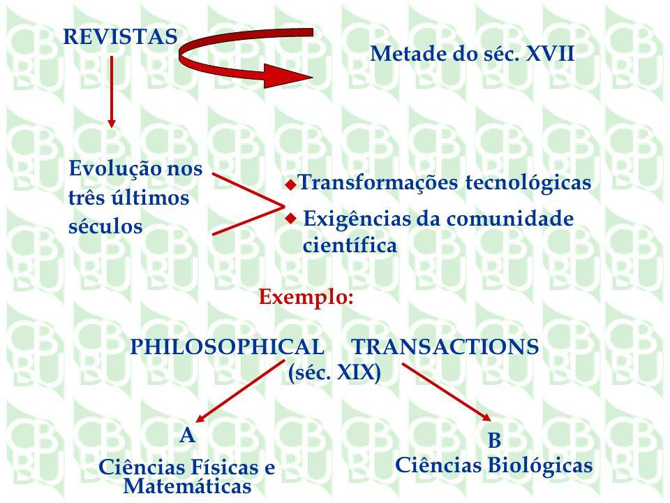 Ciências Físicas e Matemáticas